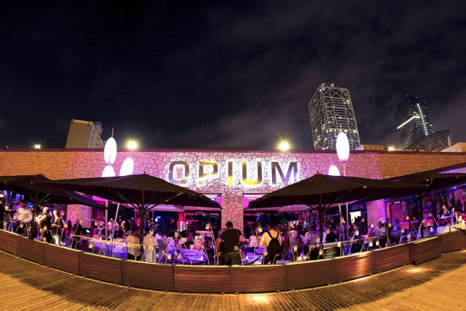 Opium Mar Barcelona Nightclub