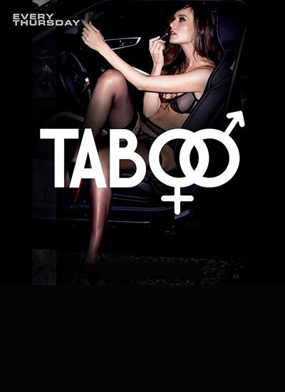 Nightclub Opium Mar party Taboo