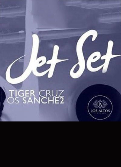 Nightclub Otto Zutz party Jet Set